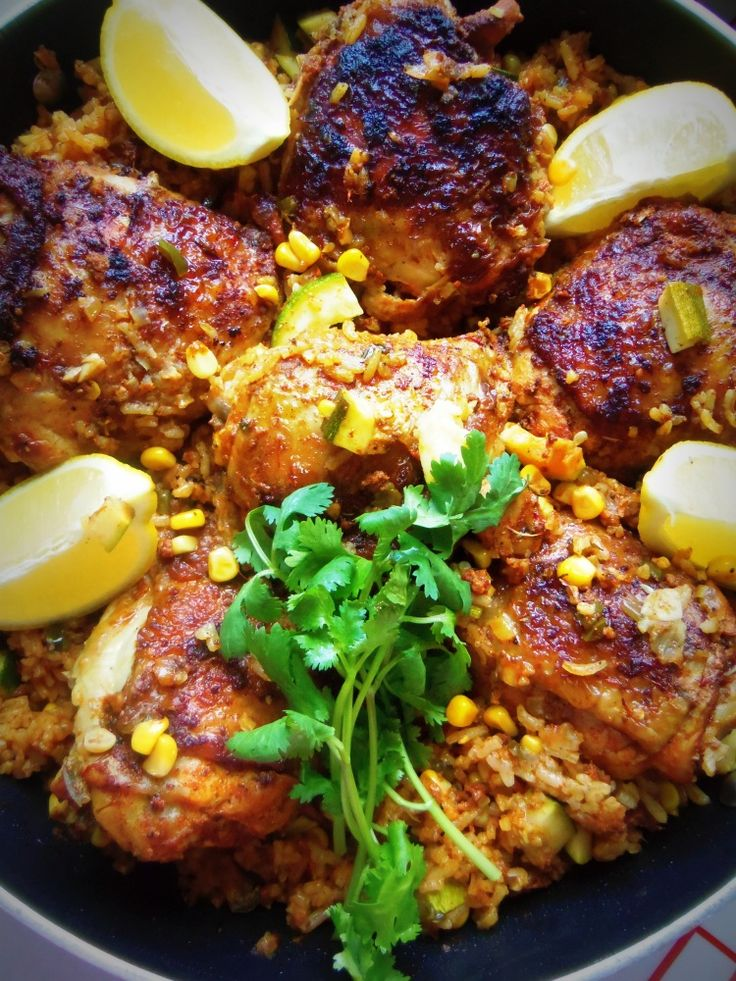 Arroz Con Pollo With Mexican Chorizo - Hispanic Kitchen