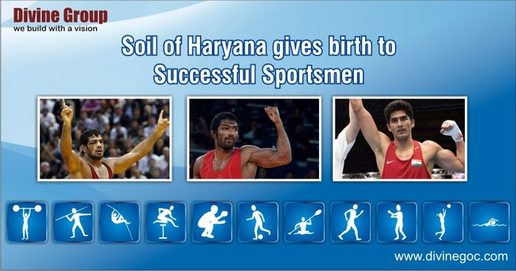 Soil of Haryana Gives birth to Successful Sportsmen Divine Group - http://www.divinegoc.com/profile.php
