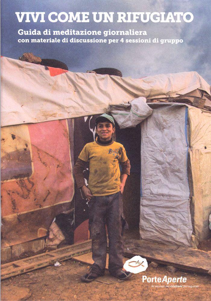 Cosa accadrebbe se tu dovessi vivere con le razioni di un rifugiato? con solo ciò che sta in una valigia? Riusciresti a vivere sul pavimento di una chiesa? Saresti in grado di vivere come un rifugiato? ...