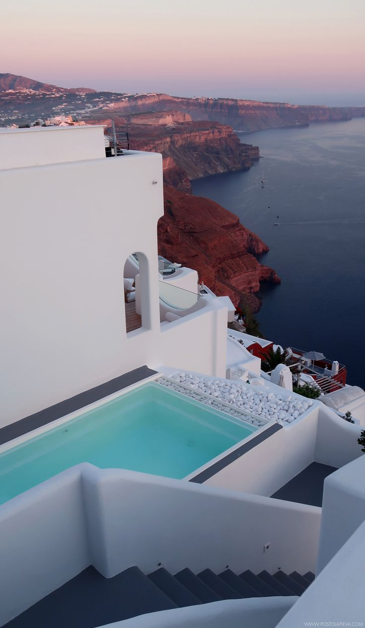 Santorini, as you have never seen it – Postolatieva