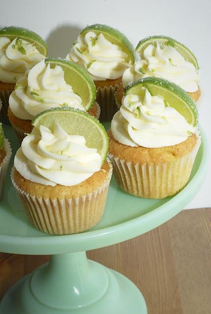 Great post. Gin & Tonic Cupcake  + Margarita cupcake recipes.Katiecakes: February 2012