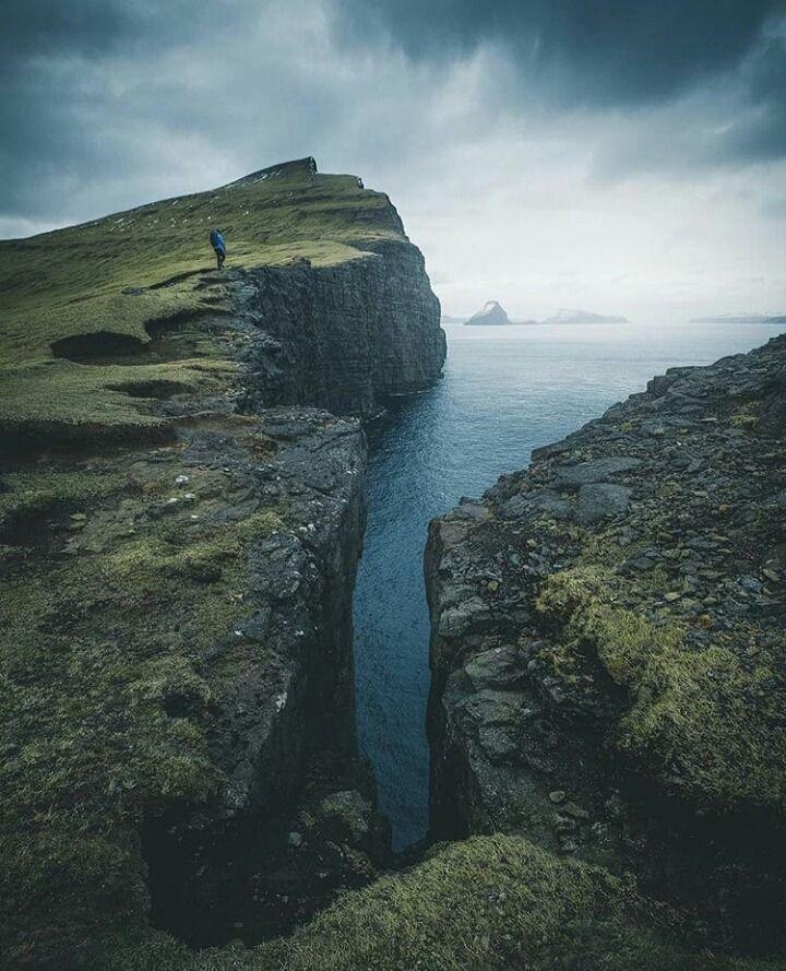 landscape-lunacy: Faroe Islands - by Stian Klo | places i