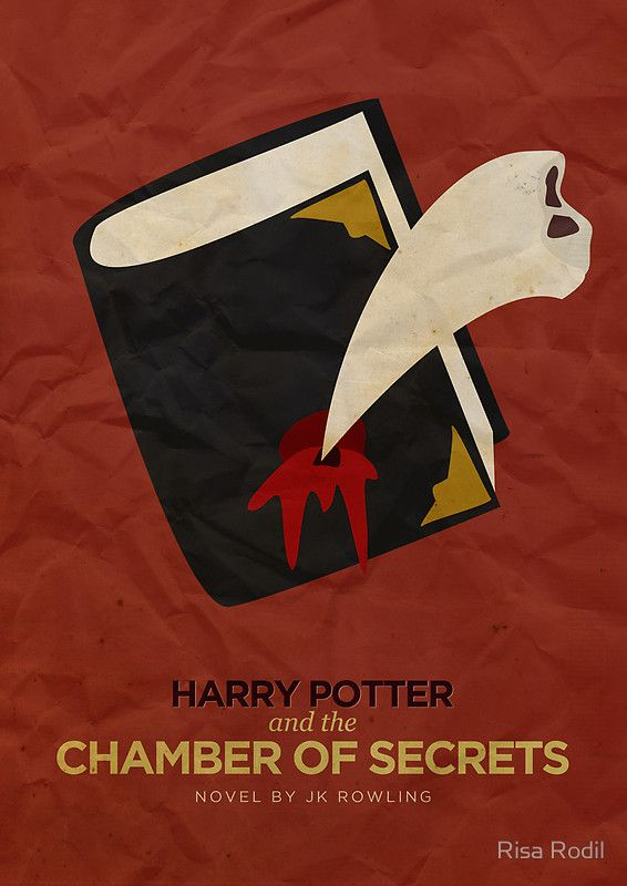 Harry potter and the chamber of secrets minimalist poster - Regarder harry potter chambre secrets streaming ...
