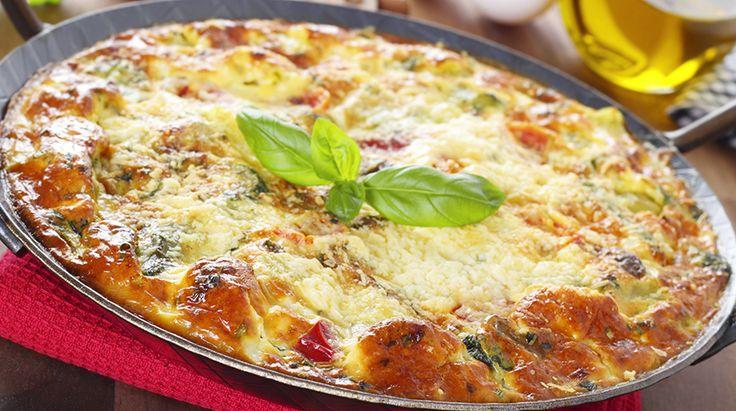 Oggi voglio proporvi altre ricette con l'utilizzo del magnifico Varoma…vediamolo insieme… FRITTATA DI PEPERONI INGREDIENTI 1 peperone rosso 1 peperone piccolo giallo 200 gr di pr…