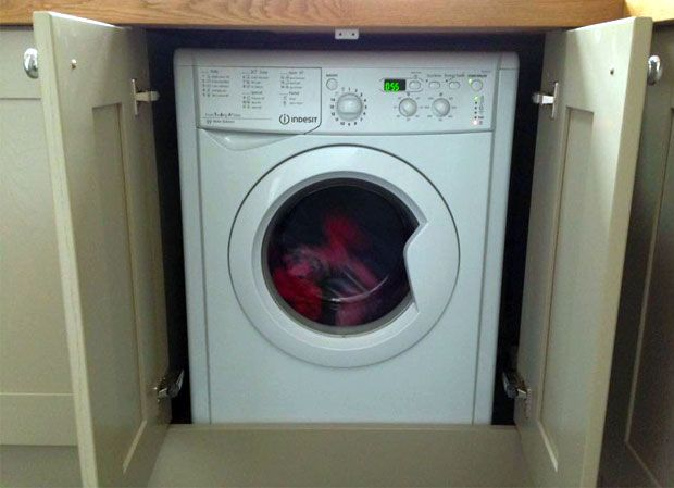 How Do I Integrate A Washer Dryer In My Utility Room Diy