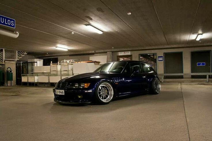 bmw z3 coupe blue deep dish bmw roadsters coupes pinterest bmw z3 coupe and bmw. Black Bedroom Furniture Sets. Home Design Ideas