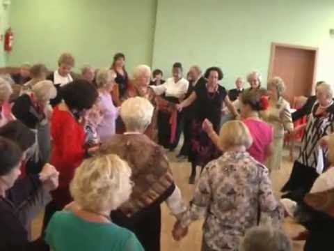 Dzień Seniora w  Klubie Millenum w Białymstoku - YouTube