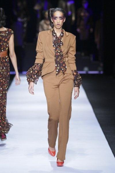 #DTCouture. Fabulous suit!