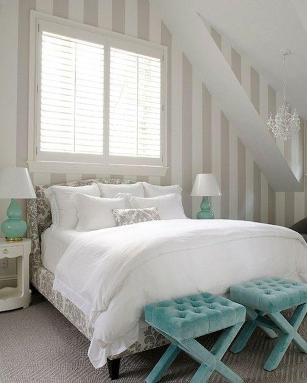 die besten 25 wandgestaltung streifen ideen auf pinterest wand streichen streifen streifen. Black Bedroom Furniture Sets. Home Design Ideas