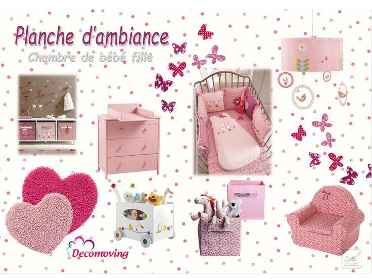 Planche Tendance Chambre Petite Fille Id 233 Es D 233 Co