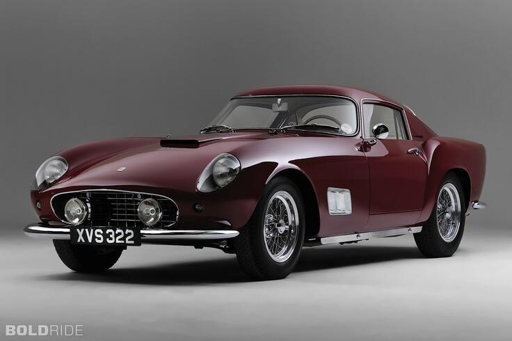 1957 Ferrari 250 GT LWB