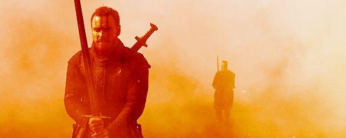 Michael Fassbender/ 'Macbeth' (2015)