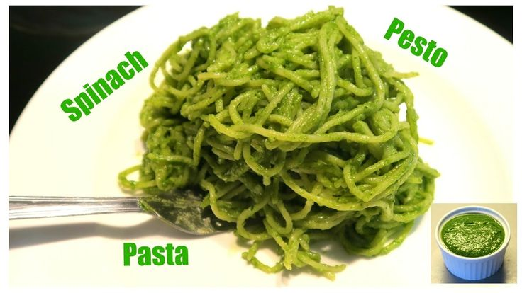 Špenátové pesto | Spinach pesto | Vegan | Vegabund