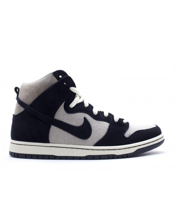 info for 9ee20 0f48f Dunk High Pro Sb Fossil Grit, Black-Fossil 305050-200