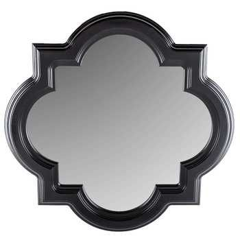 Get Black Quatrefoil Styrene Mirror online or find other Wall Mirrors products from HobbyLobby.com