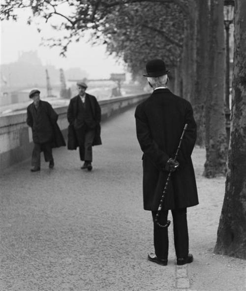 André Kertész, Sur les quais, Paris 1926