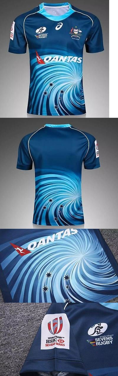 Rugby 21563: 2017 Australia Sydney Thunder Rugby Jersey -> BUY IT NOW ONLY: $30.99 on eBay!