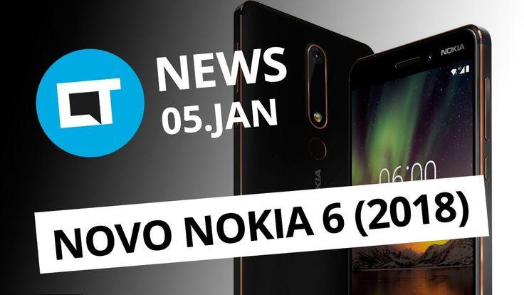 Liked on YouTube: Demissão na festa da firma; Nokia 6 2018 anunciado; HP anuncia recall [CT News]
