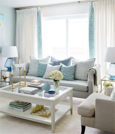 Condo Tour: Refined Design Meets Eclectic Charm. Small Living RoomsSmall ...