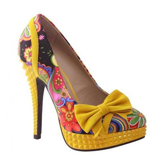 stilettos | Details about New Stilettos Closed Toe Heels Dressy Pumps w Bow  Royal .