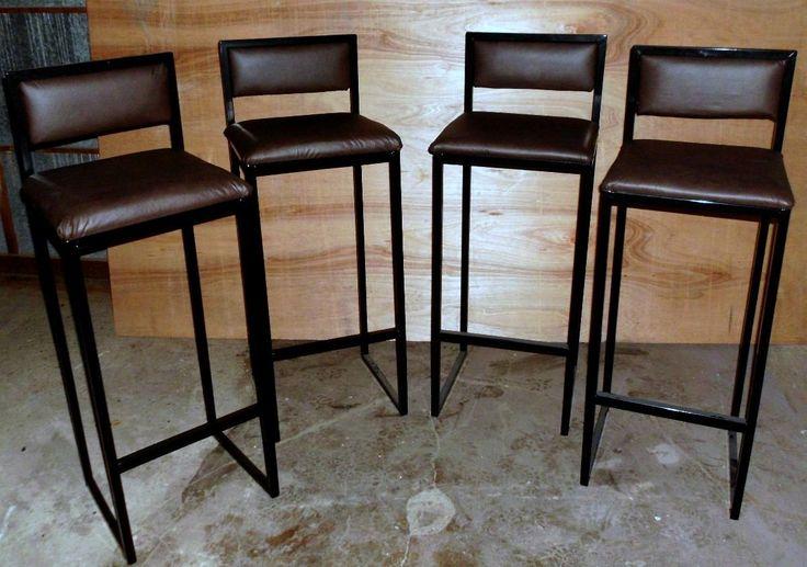 banquetas,taburetes sillas altas desayunador banco cajero