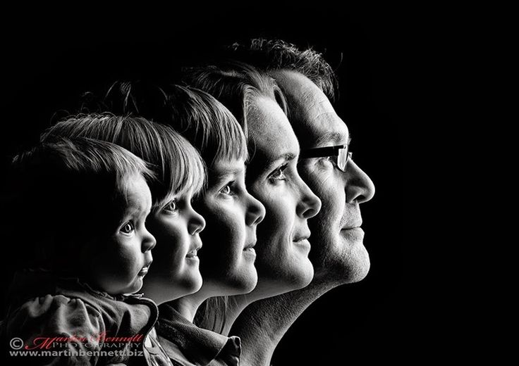17 Creative and Inspiring Family Portraits For Your Next Photo-shoot