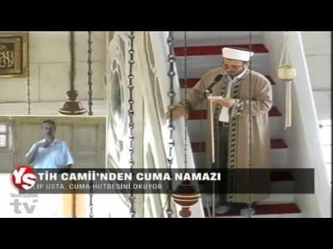 TV5HABER.COM | Fatih Camii'nde Olay ÇIKTI!