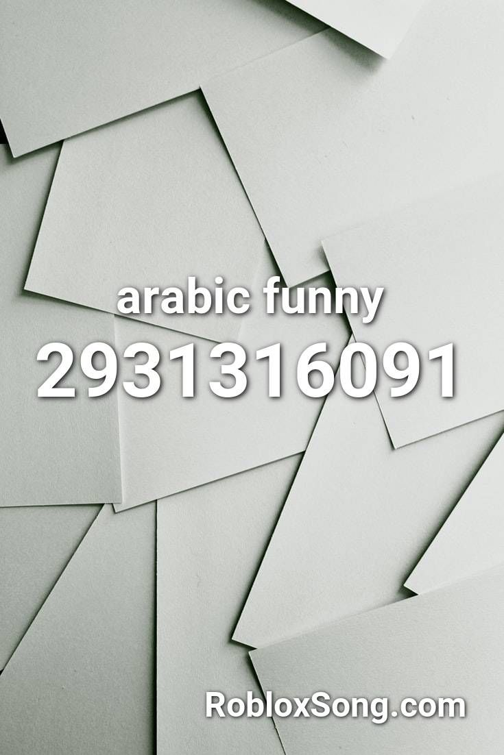 Mario Song Id For Roblox Yt Arabic Funny Roblox Id Roblox Music Codes In 2020 Arabic Funny Roblox Fortnite