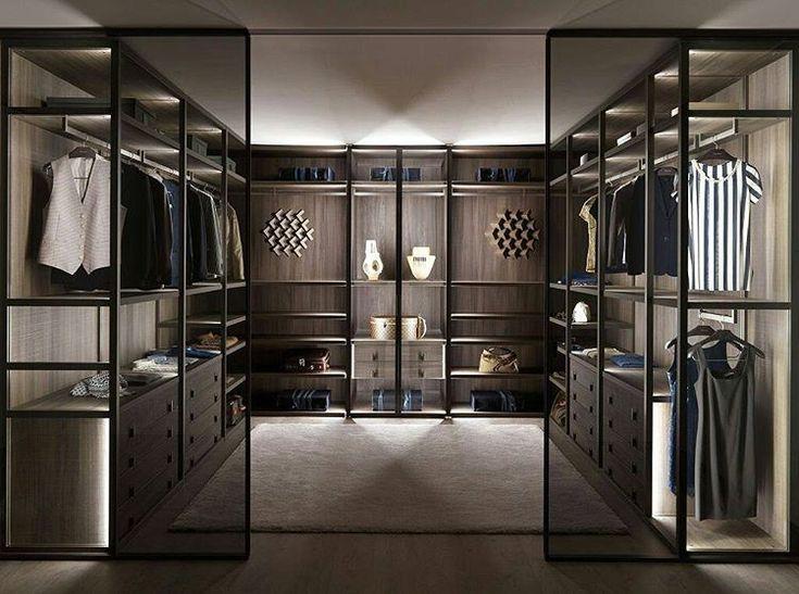The best walk in closet