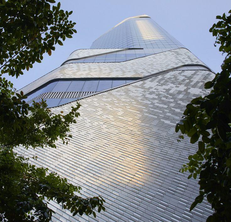 BANGKOK CENTRAL EMBASSY by AL_A (Amanda Levete Architects)  http://www.archello.com/en/project/bangkok-central-embassy
