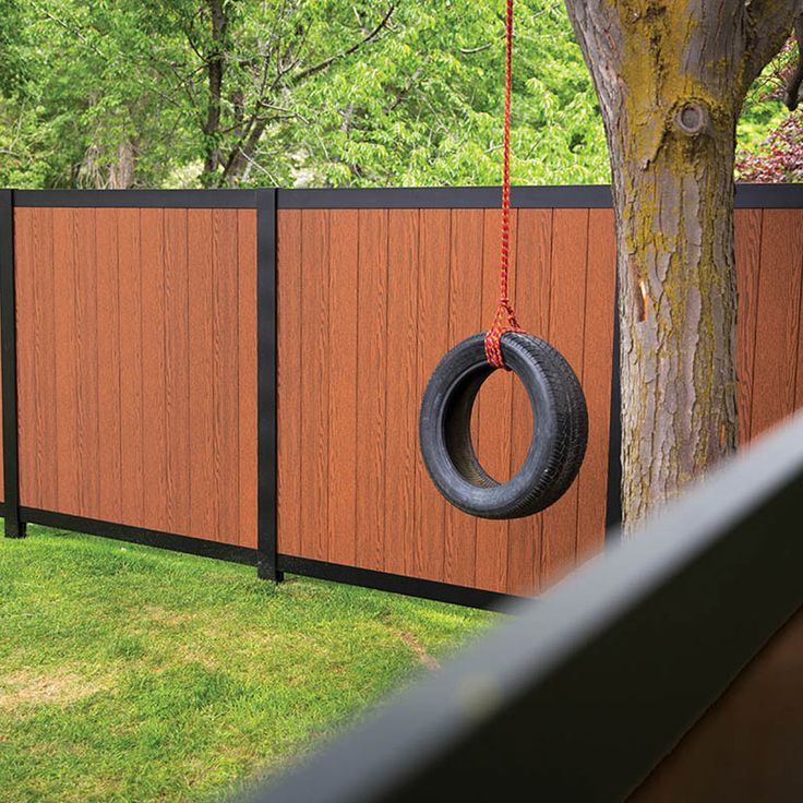 ActiveYards | Vinyl fence, Fence, Privacy fences