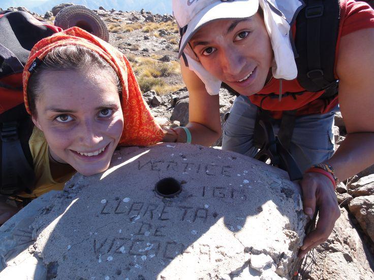 Cerro Llareta de Vizcachas - 2018 msnm