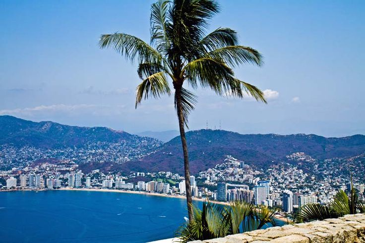 Acapulco, Mexico I want to go again!!!! :))