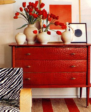 One Statement Piece Might Be All The Red You Need