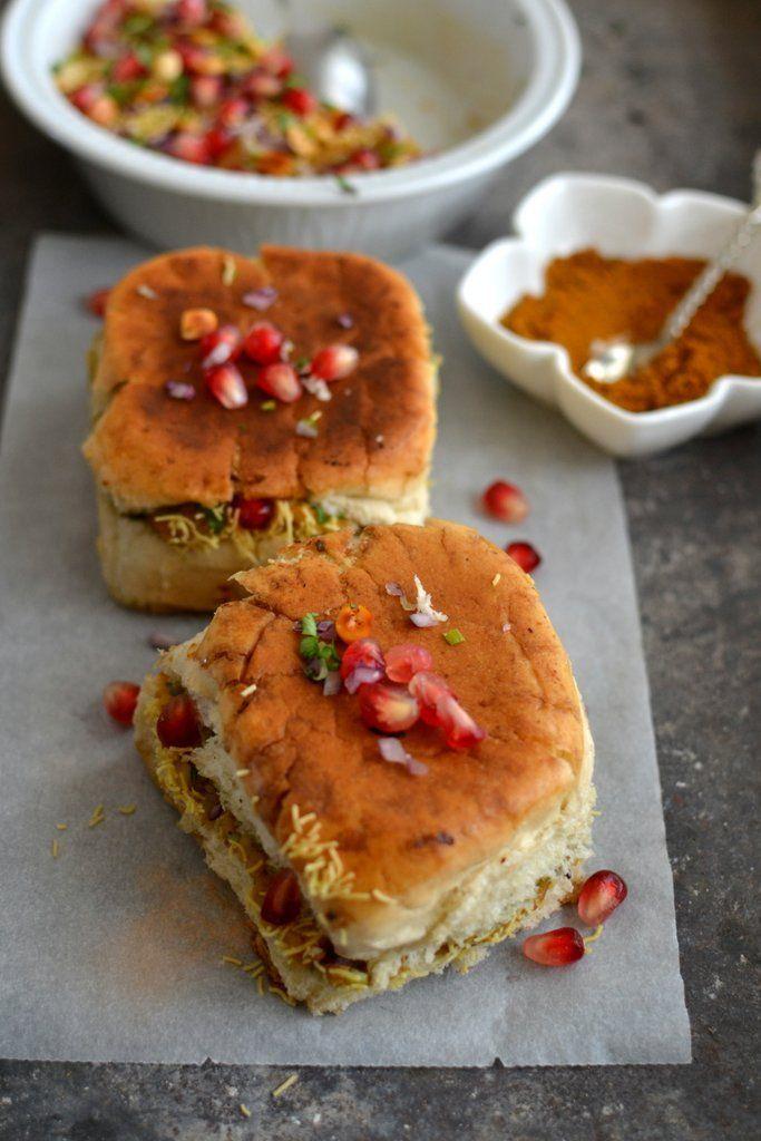 Dabeli with Homemade Dabeli Masala   Spice in the City