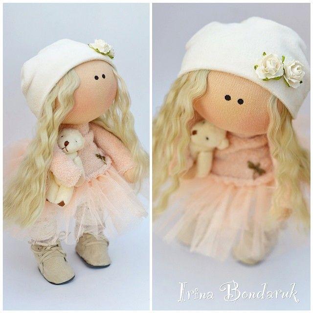 #кукла #интерьернаякукла #тильда #интерьер #интерьернаяигрушка #игрушка…