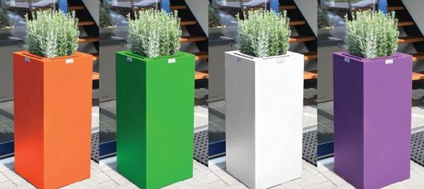 plantenbakken entree buiten.www.webloom.nl in #amsterdam