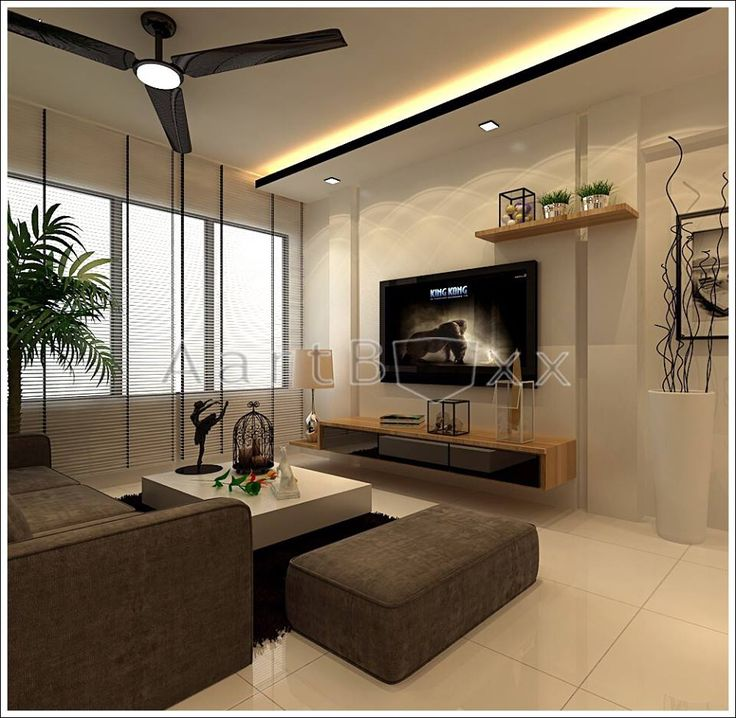 Home Design Ideas For Hdb Flats: Aart Boxx Colors Modern Contemporary Living Area