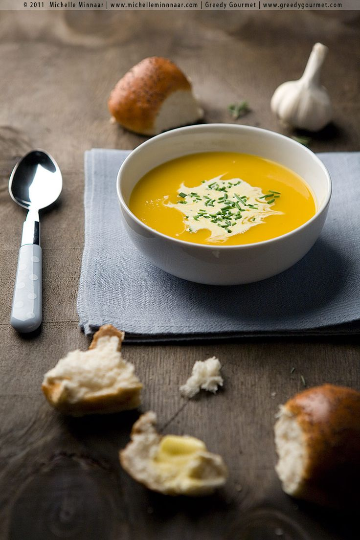 Roasted Butternut Squash Soup | Tried and tested recipes | Pinterest
