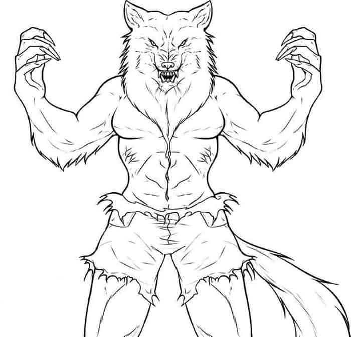Scary Werewolf Coloring Pages Free Coloring Sheets Werewolf Coloring Pages Princess Coloring Pages