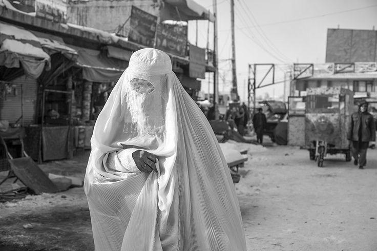 bazar in  mazar -e- sharif