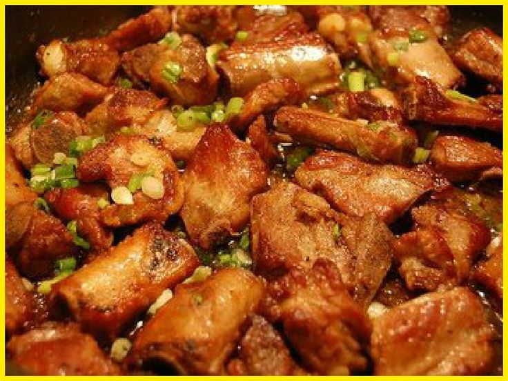 Costelas de porco empanadas e picantes! Imperdível!