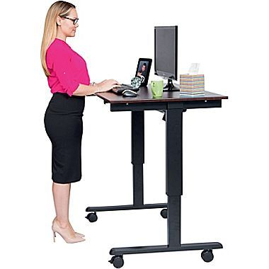 25 Best Ideas About Electric Standing Desk On Pinterest