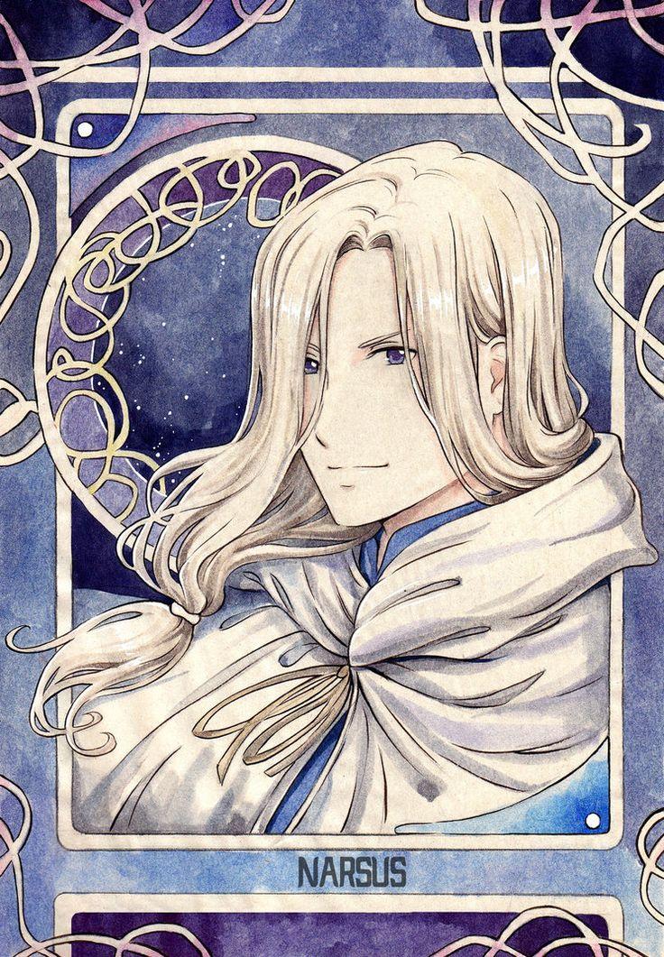 Arslan Senki | The Heroic Legend of Arslan | Daryun | Anime | Fanart | DeviantArt | SailorMeowMeow