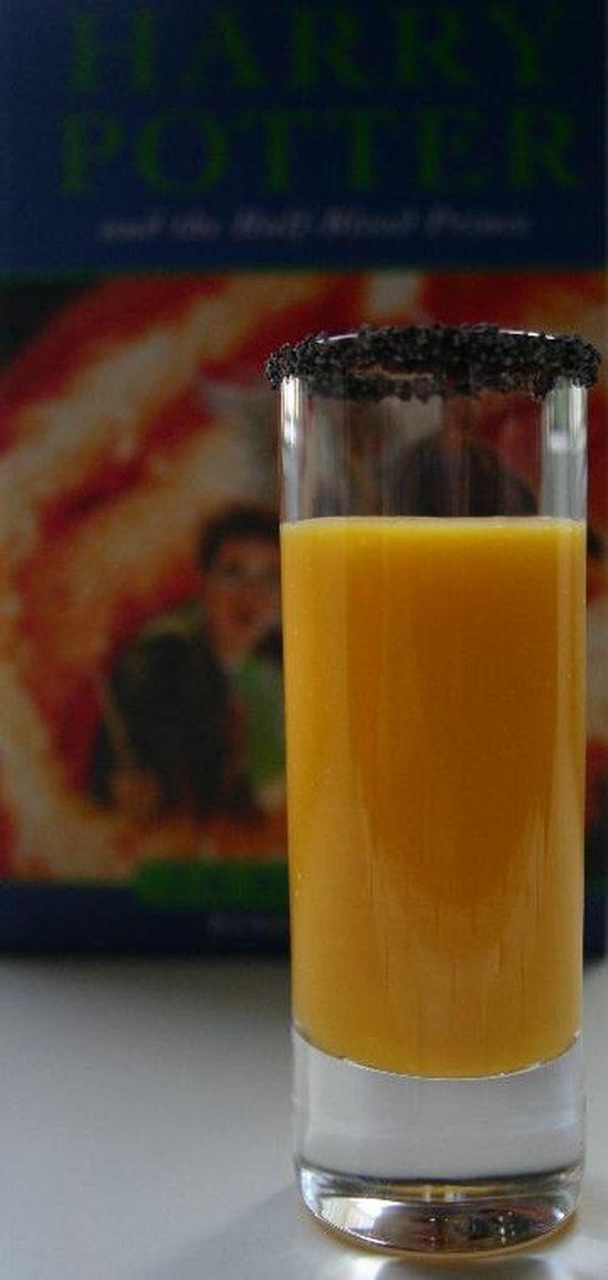 Recette de Jus de citrouille sucré façon Harry Potter : la recette facile