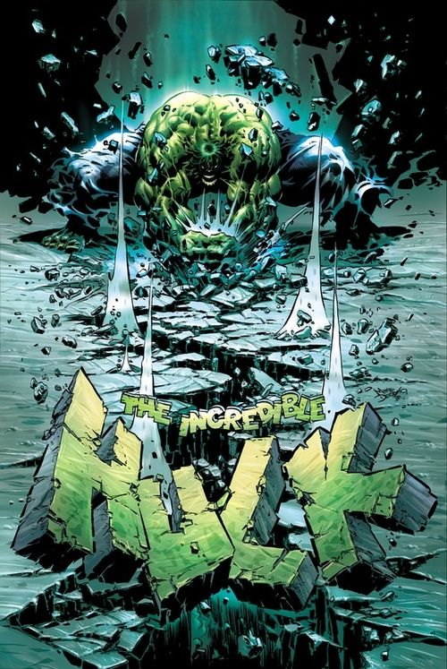 Incredible Hulk art by a BRAZILIAN artist, LIKE ME!