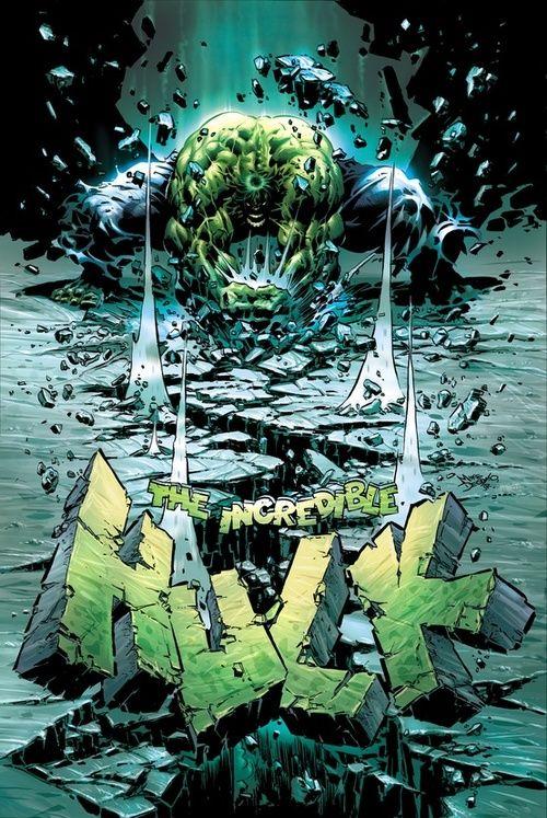 Incredible Hulk art by a BRAZILIAN artist, LIKE ME!