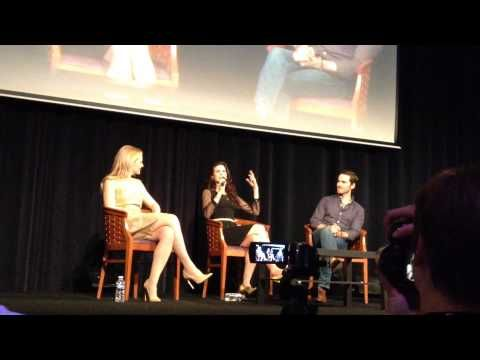 Meghan Ory on Ruby's future storyline - Fairy Tales 3
