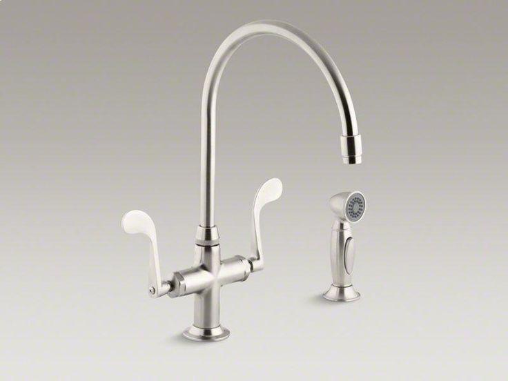 46 best New Kitchen Faucet - ideas images on Pinterest | Handle ...