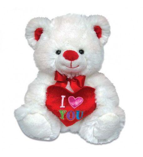 Teddy Bear (With Heart) Send teddy Bear (With Heart)